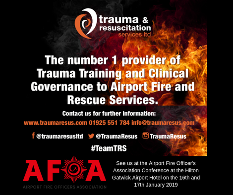 Airport Fire Officers Association Conference 2019 | Trauma